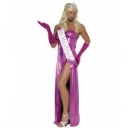 Sexy miss world kostuum voor mannen