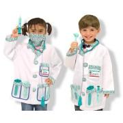 Costum carnaval copii Medic Melissa and Doug