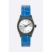 Nixon - Часовник Small Time Teller Black/Blue Gator