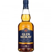 Glen Moray 15 years Single Malt 70CL