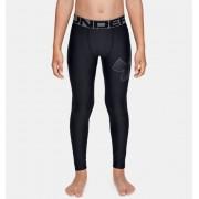 Under Armour Boys' HeatGear® Armour Leggings Black YLG