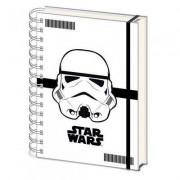 geschenkidee.ch Star Wars Notizbuch Stormtrooper DIN A5