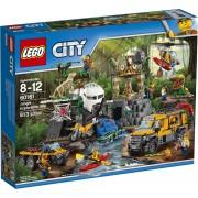 Lego City 60160 Dschungen-Forschungsstation