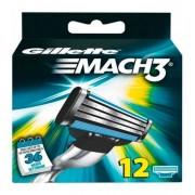 Gillette Mach3 - 12 pack