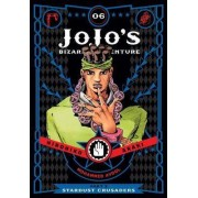 JoJo's Bizarre Adventure: Part 3--Stardust Crusaders, Vol. 6 by Hirohiko Araki