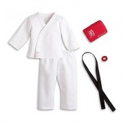 American Girl - Karate Class Set - Outfit for Dolls + Charm - MY AG 2014