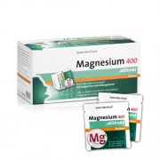 Sanct Bernhard Magnesio 400 mg, 60 bustine