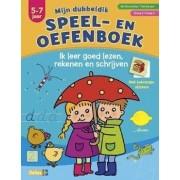Deltas Speel- en oefenboek Ik Leer Goed Lezen, Rekenen en Schrijven (5-7 jr)