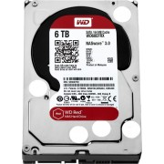 "Hard disk HDD 3.5"" SATA3 5400 6TB WD Red WD60EFRX, 64MB"