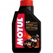 Motul Deutschland GmbH Motul 7100 4T 10W50 Motorenöl , Hochleistungsmotorenöl mit speziellen Additiven für die Getriebeschmierung, 1000 ml - Kanister