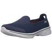 Skechers Performance Women s Go Walk 4 Pursuit Walking Shoe Navy/Gray 10 B(M) US