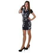 Mayo Chix női ruha ALICE m2019-1Alice0327/fekete-feher