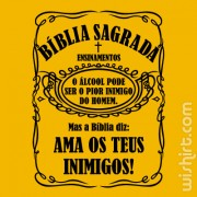T-shirt Ensinamentos Sagrados