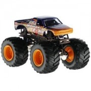 2013 Hot Wheels Monster Jam HURRICANE FORCE 1:64 MAX-D Decade of Maximum Destruction w Crushed Car by Hot Wheels