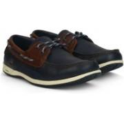 Clarks Orson Harbour Multicolour Lea Casual Shoes For Men(Multicolor)