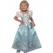 Disfraz de Princesa Hielo - Creaciones Llopis