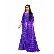 Indian Style Sarees New Arrivals Women's Violet Sana Silk Party Wear Saree With Blouse Bollywood Latest Designer Saree