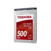 Toshiba L200 500GB disco duro interno Unidad de disco duro Serial ATA III