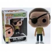 Funko Pop Evil Morty De Rick And Morty Caricatura