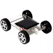 MagiDeal DIY Assemble Toy Set Solar Powered Car Kit Science Educational Kit for Kids