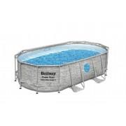 Bestway Power Steel Vista 7.250L 427x2 - Bestway Pool 56714