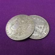 Morgan Dollar Flipper