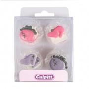 Culpitt Suikerdecoratie Tas & Schoen pk/12