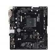 MB ASRock A320M-DVS R3.0, AM4, micro ATX, 2x DDR4, AMD A320, VGA, DVI-D, 36mj (90-MXB980-A0UAYZ)