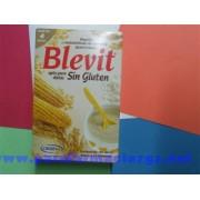 BLEVIT SIN GLUTEN 300 GR 396531 BLEVIT APTO PARA DIETAS SIN GLUTEN - (300 G )