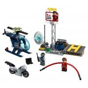 LEGO Juniors 10759 Elastien și curse pe acoperiș