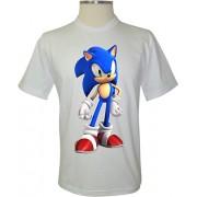 Camiseta Sonic - Coleção Sonic