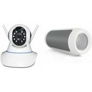 Zemini Wifi CCTV Camera and Charge K3 Bluetooth Speaker for LG OPTIMUS G PRO(Wifi CCTV Camera with night vision  Charge K3 Plus Bluetooth Speaker)