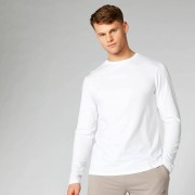 Myprotein Luxe Classic Long-Sleeve Crew - S