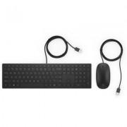 HP Kit Mouse e Tastiera USB Pavilion 400