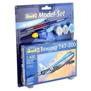 Revell Model Set 03999 repülőgép – Boeing 747-200