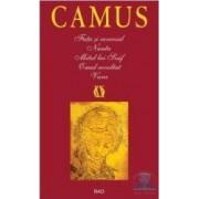 Fata si reversul Nunta Mitul lui Sisif Omul revoltat Vara 2011 - Camus