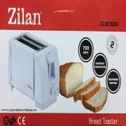 Prajitor de paine Zilan, 7 nivele de prajire, buton Stop, 700W