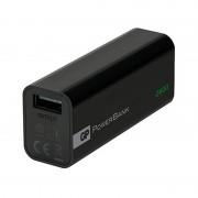 Baterie externa portabila GP Powerbank, 2600 mAh, Negru