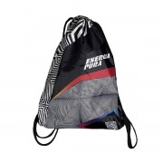 ENERGIAPURA Sacca Energiapura Mini Bag Optical (Colore: bianco-nero, Taglia: UNI)