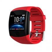 HUFAN Huan Q11 Pantalla TFT en color de 1.3 pulgadas IP67 Impermeable Bluetooth Smartwatch, Recordatorio de llamadas de soporte / Monitoreo de la frecuencia cardíaca / Monitoreo de la presión arterial / Mon