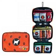 Relief Pod International RP132-202K-820 Orange Dog Safety and Care Kit - аптечка за кучета