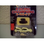 "Racing Champions Mint Series Issue #47 Yellow 1969 Pontiac Gto ""Judge"""