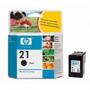HP 21 Black Inkjet Print Cartridge, 5 ml (C9351AE)