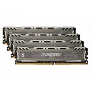 Crucial 32 GB DDR4-RAM - 2400MHz - (BLS4C8G4D240FSB) Crucial Ballistix Sport LT Kit CL16
