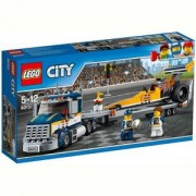 Конструктор Лего Сити Транспортьор за драгстери, LEGO CITY, 60151
