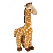 Merkloos Gevlekte giraffe knuffel 23 cm knuffeldieren