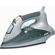 Fier de calcat Zass A05 2000W anti-picurare talpa INOX auto-curatire Gri