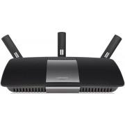 Router Wireless Linksys EA6900, Gigabit, Dual Band, 1900 Mbps, USB 3.0, USB 2.0, 3 Antene Externe Detasabile (Negru)