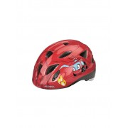 ALPINA Kinder Fahrradhelm Ximo Firefighter rot 47-51CM