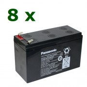 Panasonic 8x12V 9Ah (KIT30-1)